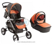 Stroller Everflo PP-06 LUXE DC