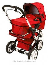 Stroller Goodbaby Joss (2 in 1)
