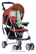 Stroller Graco CitiSport (jogging)
