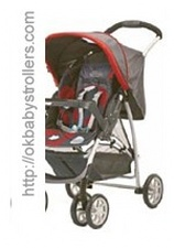 Stroller Graco Mirage Plus (jogging)