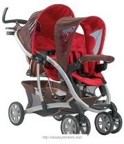 Stroller Graco Quattro Tour Duo