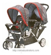 Stroller Graco Stadium Duo