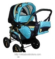 Stroller Happych Atlant