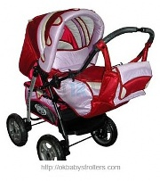 Stroller Happych Atlantik