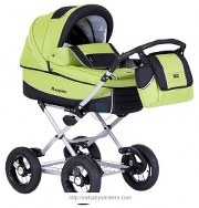 Stroller Happych Massimo (2 in 1)