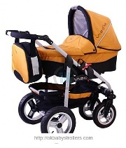 Stroller Happych Vario (3 in 1)