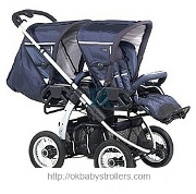 Stroller Hauck I`COO Duo 4