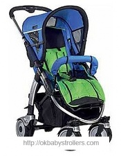 Stroller Hauck I`COO Pico 4