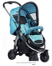 Stroller Hauck I`COO Pico 7