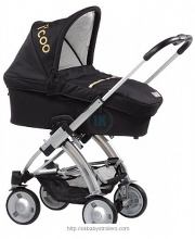 Stroller Hauck I`COO Pii (2 in 1)