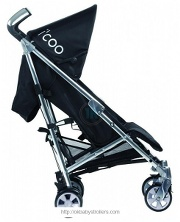Stroller Hauck I`COO Pluto 10
