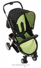 Stroller Hauck I`COO Primo (2 in 1)