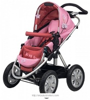 Stroller Hauck I`COO Targo Country