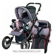 Stroller Hauck Mini Star Saturn