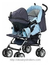Stroller Hauck Mini Star Shop`N Drive Mars