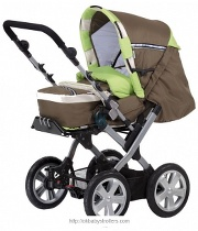 Stroller Hauck Saturn Air-S