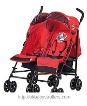 Stroller Hauck Speed Sun Duo
