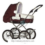 Stroller Hesba Condor Coupe Lux (2 in 1)