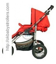 Stroller Implast Driver 3 XL