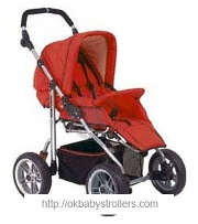 Stroller Implast Driver 4 XL PC
