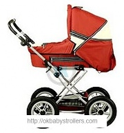 Stroller Implast Roy P