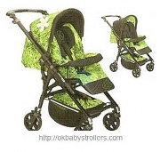 Stroller Jane Carrera Aniversario (2 in 1)
