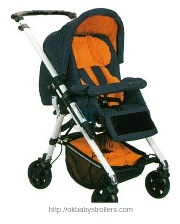 Stroller Jane Carrera Aniversario (3 in 1)