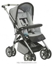 Stroller Jane Carrera Pro (3 in 1)