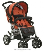 Stroller Jane Nomad Matrix (2 in 1)