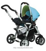 Stroller Jane Nomad Pro (2 in 1 with autoseat)