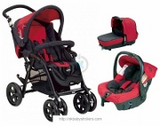 Stroller Jane Nomad Strata Travel System (3 in 1)