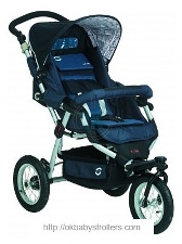 Stroller Jane Nurse Dakar (jogging)