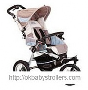 Stroller Jane Powertrack 360� (2 in 1)