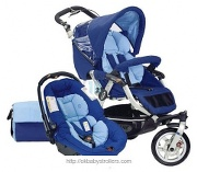 Stroller Jane Slalom Pro Matrix (2 in 1)