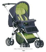 Stroller Jane Solo Rebel Pro Version (3 in 1)