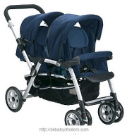 Stroller Jane Twin Two (jogging)