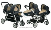 Stroller Jane Twin Two Matrix (2 in 1)