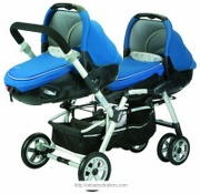 Stroller Jane Twin Two Matrix 2010 (2 in 1)