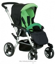 Stroller Jane Unlimit (2 in 1), pram Capazo