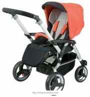 Stroller Jane Unlimit (jogging)