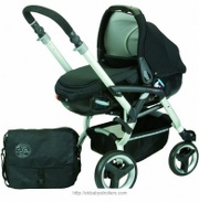 Stroller Jane Unlimit Formula Matrix 2010 (3 in 1)