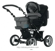 Stroller Jetem Pramy-Lux (2 in 1)
