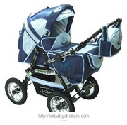 Stroller Kacper Trendy Plus