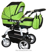 Stroller KAJTEX Caren (with�swivel wheels)