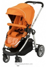 Stroller Kiddy Click`n move