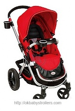 Stroller Kolcraft Contours Options 4 Wheeler