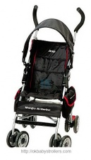 Stroller Kolcraft Jeep Wrangler All-Weather