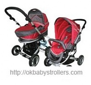 Stroller Lider Kids Turbo (2 in 1)