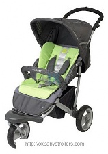 Stroller Maclaren MX3 (2 in 1)