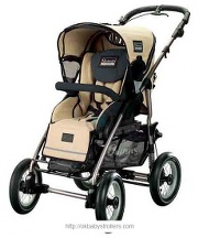 Stroller Maxi-Cosi Quinny Freestyle 4 XL (3 in 1)
